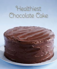 SHORTBREAD: The Healthiest Chocolate Cake Recipe