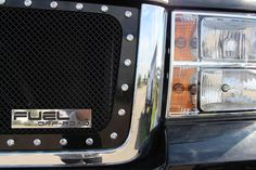 Fuel Grille at Capital Customs