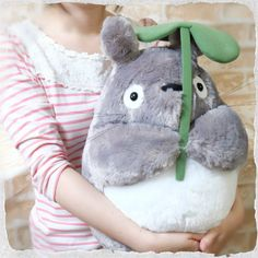 My Neighbour Totoro, Plush - I bet he's so cuddly.