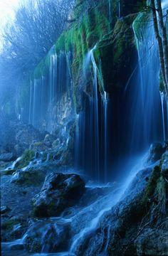 We make fun…funner #Waterfalls #Serenity -