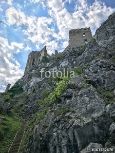 "Download the royalty-free photo ""Castle Beckov"" created by EMSI at the lowest price on Fotolia.com. Browse our cheap image bank online to find the perfect stock photo for your marketing projects!"