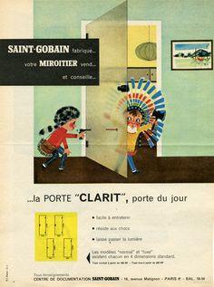 Des intérieurs lumineux et colorés... | #SaintGobain350