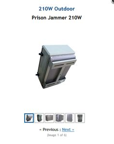 Outdoor Our most popular prison cell phone jammer, this waterproof outdoor unit provides of power. Designed for military and security applications, this item is deployed and in current widespread use in Central and South America. Security Application, Prison Cell, Security Systems, Popular, Phone, South America, Outdoor, Military, Safety