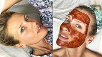 Peštovej zázračná maska na tvár: Zbaví vás vrások aj akné Beauty Care, Beauty Makeup, Beauty Hacks, Hair Makeup, Hair Beauty, Homemade Facials, Homemade Beauty, Body Mask, Homemade Cosmetics