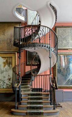 French spiral