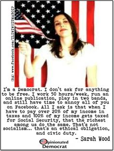Amen. That's a civic duty!  The Social Security and Medicare Crises would be solved overnight! #Medicare #SocialSecurity