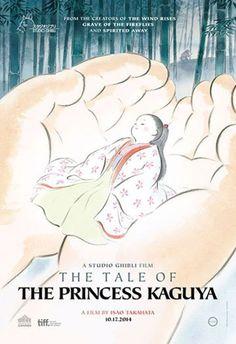 Kaguyahime no monogatari / Prenses Kaguya Masalı (2013)
