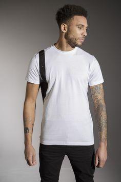 The 'FOCUS' Tee - White - £30 - http://www.voijeans.com/blackout/focus-tshirt-white.html