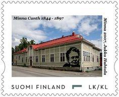 Minna Canth saa oman postimerkin - Savon Sanomat