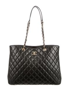 Chanel 2016 Timeless Classic Tote