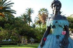 100-Kaiserin-Elisabeth.Sissi-Statue-Madeira-Funchal