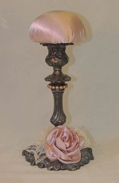 Victorianinspired hat display stand. Antique by DesigningVintage, $60.00