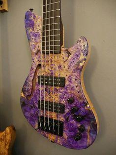 Custom Bass Guitar, Fender Bass Guitar, Custom Electric Guitars, Stratocaster Guitar, Custom Guitars, Acoustic Guitar, Guitar Art, Unique Guitars, Vintage Guitars