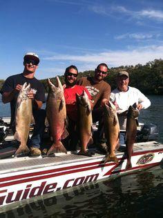 Ross r barnett res mississippi fishing report for Skiatook lake fishing report