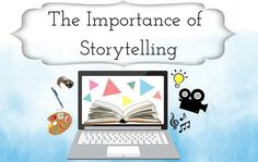 Importance of #Storytelling in #Contentmarketing #contentmart