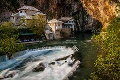 Incredible Travel Destinations to Visit - Blagaj, Bosnia and Herzegovina