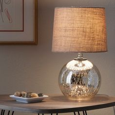 Mercury Glass Globe Accent Lamp   Threshold™  To Go With Your Candle  Holders. Put On Your Table By Your Couches