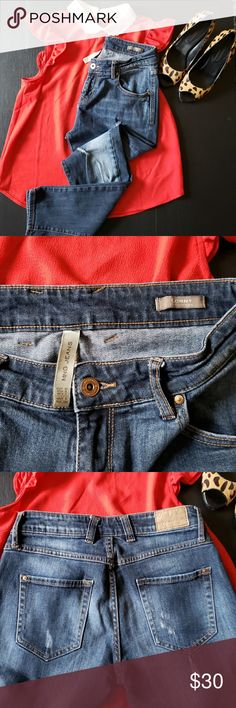 4cd154ecabc Final Sale 🥳MNG JEANS LONNY BOYFRIEND FIT MNG Jeans Lonny Boyfriend Fit /  dark