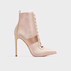 Ryma Light Pink Women's Dress boots | ALDO US
