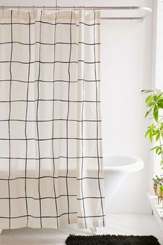 Top Picks From Urban Outfitters New Budget Friendly Spring Collection Bathroom CurtainsUnique