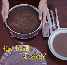 Homemade Bites: How to fill a cake?