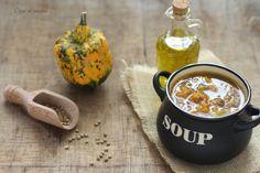 Zuppa+di+zucca+e+lenticchie