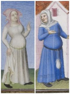 Achieving a plus-size medieval silhouette   The Compleatly Dressed Anachronist