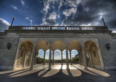 Ault Park Pavilion (they can tent one side off the pavilion, or both sides, depending on # of people)