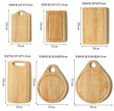 How To Have An Easy Woodworking Project When it comes to woodworking, there is a vast world to learn about. From types of wood to which tools are best, you will find that there is no end to your education. Wood Chopping Block, Wooden Chopping Boards, Wood Cutting Boards, Easy Woodworking Projects, Woodworking Shop, Woodworking Plans, Wooden Crafts, Diy Wood Projects, Wooden Kitchen