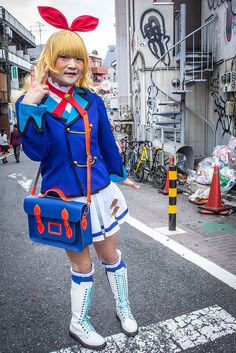 Cosplay Harajuku, Tokyo