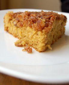 Cassie Craves: Pumpkin Crunch Coffee Cake