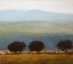 Marc Bohne - California Landscapes, page 3 #OilPaintingLandscape