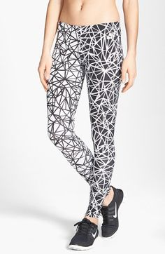 cool running tights - Nike 'Leg-A-See' Print Tights | Nordstrom