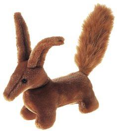 Der Kleine Prinz Fuchs aus Plüsch von Petit Jour Paris: Amazon.de: Spielzeug