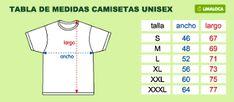 Resultado de imagen para patrones de camisas para mujer Camisa Polo, Unisex, Map, Sewing, Shirt Patterns, Sewing Patterns, Measurement Chart, Shirts, Blouses