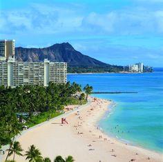 Outrigger Waikiki Shore - Condo Resort -- My future residence if I win the lottery!