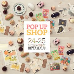 Jelanie Pop Up Shop at Bloom Bazar in Sofia