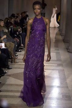 Carolina Herrera Fall 2016 Ready-to-Wear Fashion Show - Maria Borges