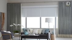 Layer Windows with Gorgeous Drapes
