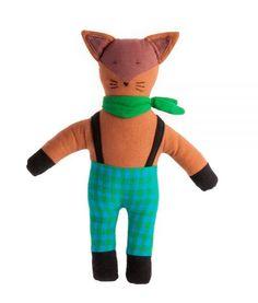 Cedar The Fox - Wild Thing Toys