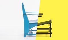 De eerste tentoonstelling over Piet Klaarhamer (1874-1954), meubelontwerper en architect.