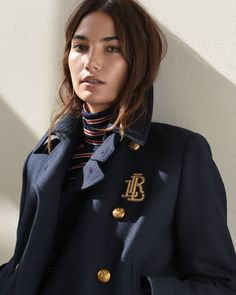 Tennis Fashion, Suit Fashion, Love Fashion, Fashion Design, Curvy Fashion, Fall Fashion, Fashion Tips, Fashion Trends, Ralph Lauren Style