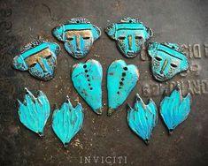 - Handmade Jewelry Making Supplies - Handcrafted Artisan Jewellery - Charms - Pendants