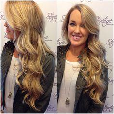 #blonde #rosegold #structurehs #tiffany