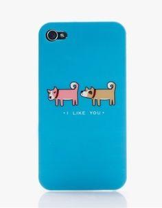 I like you iPhone 4 mobile phone shell protection