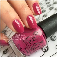 OPI Spare Me a French Quarter? – OPI New Orleans Collection