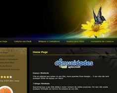 Comunidades.net - Painel de Administração