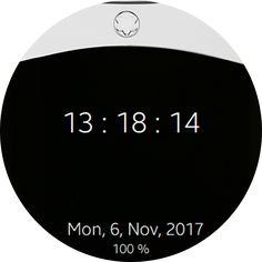 Fina Watch Face Samsung Gear S2 S3 | Watch Faces