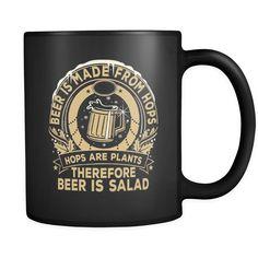Beer is Salad Mug $16.99