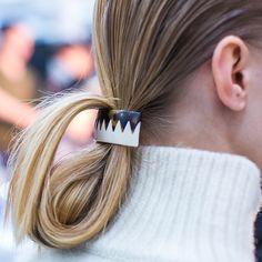 Suno Fall 2015: Hair Accessories